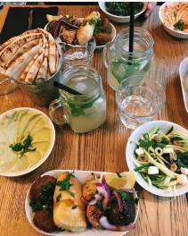 restaurant libanais Rennes sainte-anne
