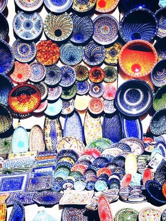 colori di Sidi Bou said