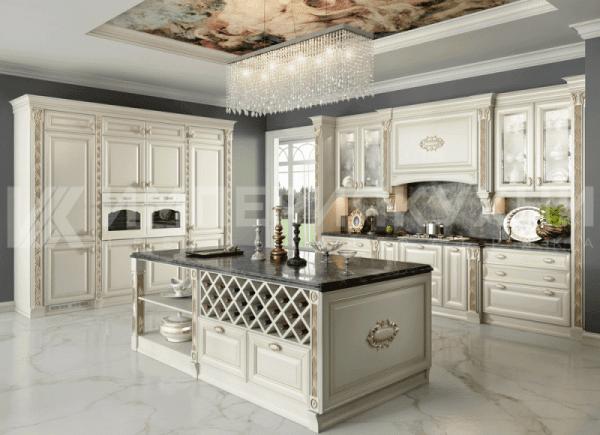 Кухня Патриция - цены, фото, отзывы   купить в Москве
