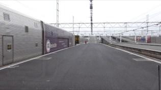 Calais Verladebahnhof