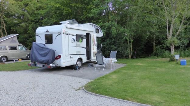 Eden Valley Campingplatz
