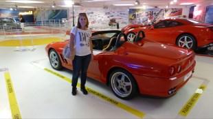Ferrari Museum 4
