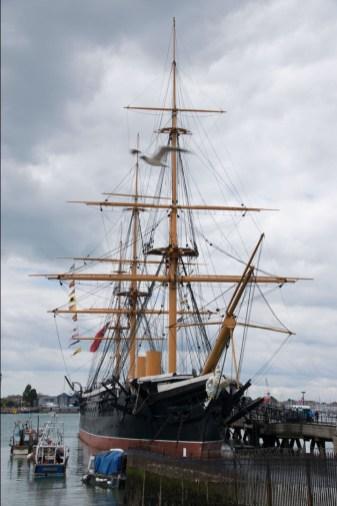 HMS Warrior 1