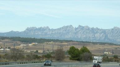 Parc Natural de la Muntanya de Montserrat 1