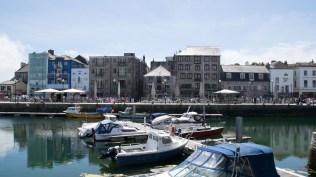 Plymouth Altstadt
