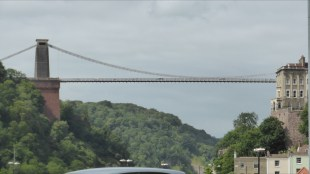 The Clifton Suspension Bridge 2