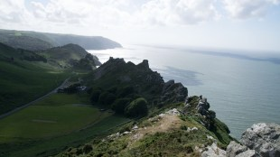 Valley of Rocks 2