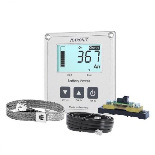Votronic LCD Batterie Computer 100S 4