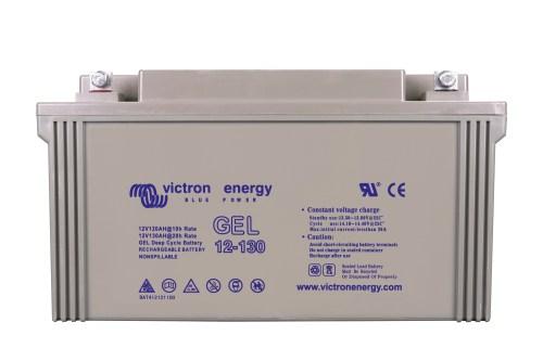 Victron Gel Deep Cycle 12V 130Ah 3