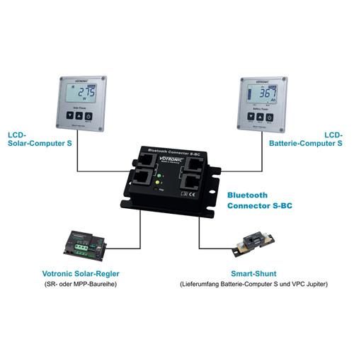 Votronic Bluetooth Schnittstelle 2