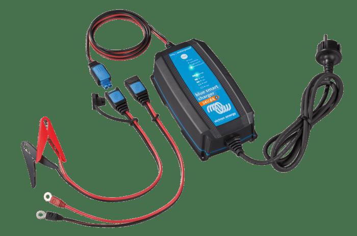 Batterieladegerät Victron Blue Smart 24V/8A 1