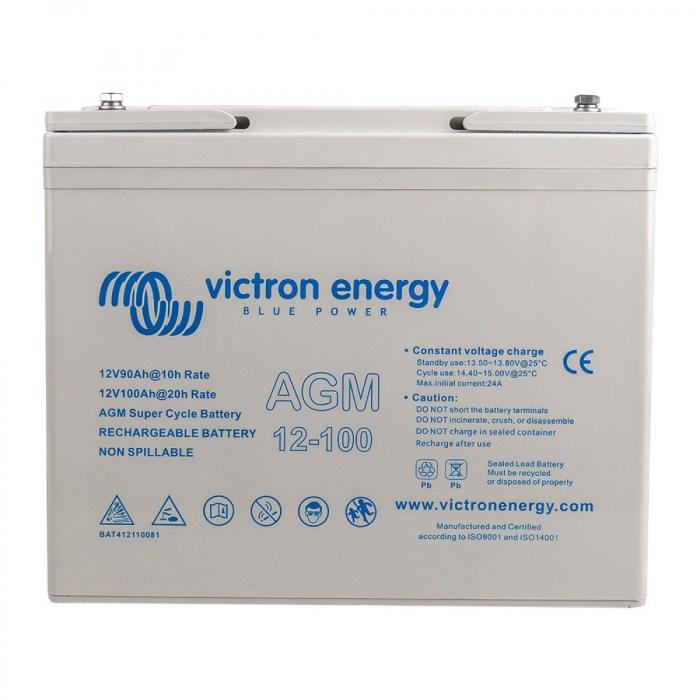 Victron Super Cycle AGM 12V 100Ah 1