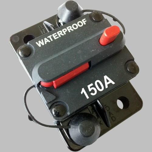 150A Sicherungs-Automat mit Resetschalter 4