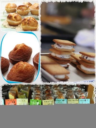 キッチンスタジオ◆横浜ミサリングファクトリー-お菓子