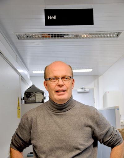 Pekka Hänninen. Foto: Nicklas Hägen