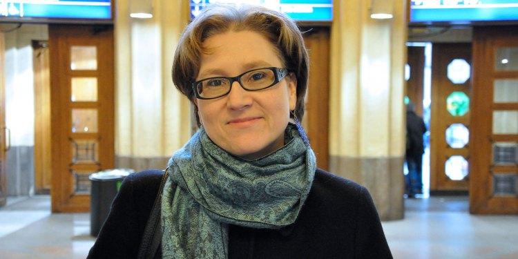 Katarina Finnilä. Foto: Marcus Prest.