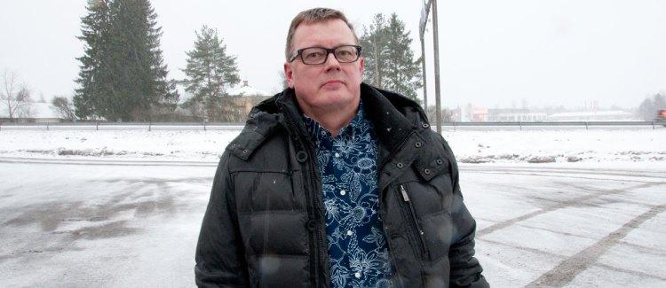 Juha Joutsenlahti. Foto: Marcus Prest.
