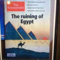 The Ruining of the Economist
