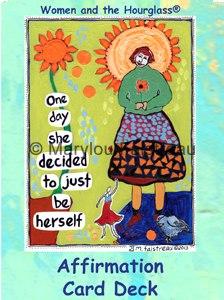 Marylou Falstreau Artist Inspirational Art For Women