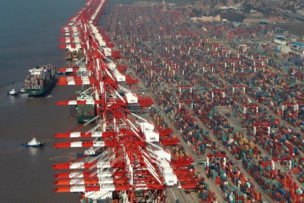Port Of Shanghai Rated World S Best Connected Port By Un