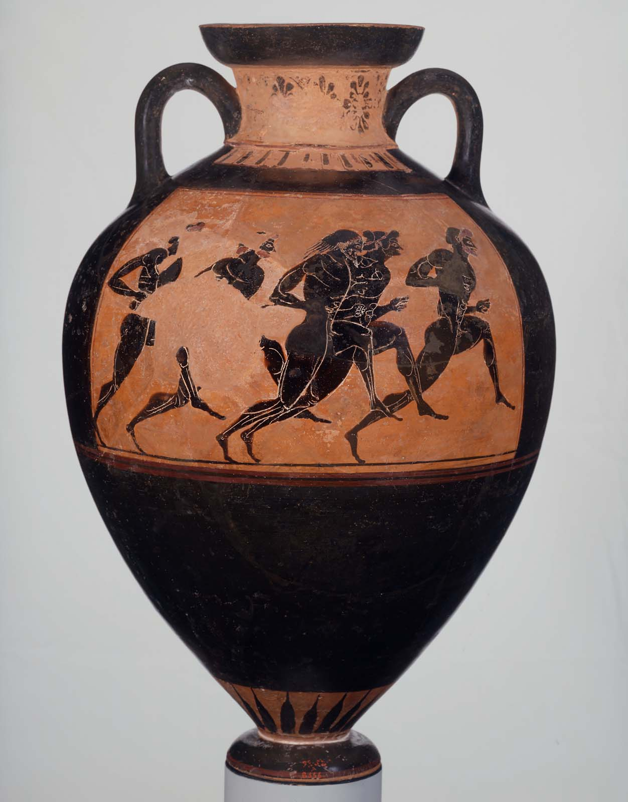 Image result for ancient greek runners MFA