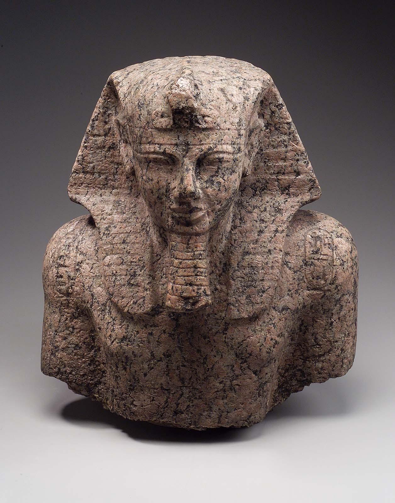 Bust Of Ramesses Iii