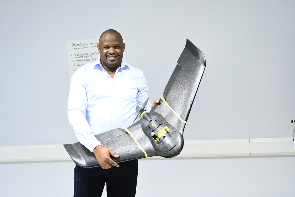Setting the pace for future technology: Introducing Kenya Flying Labs