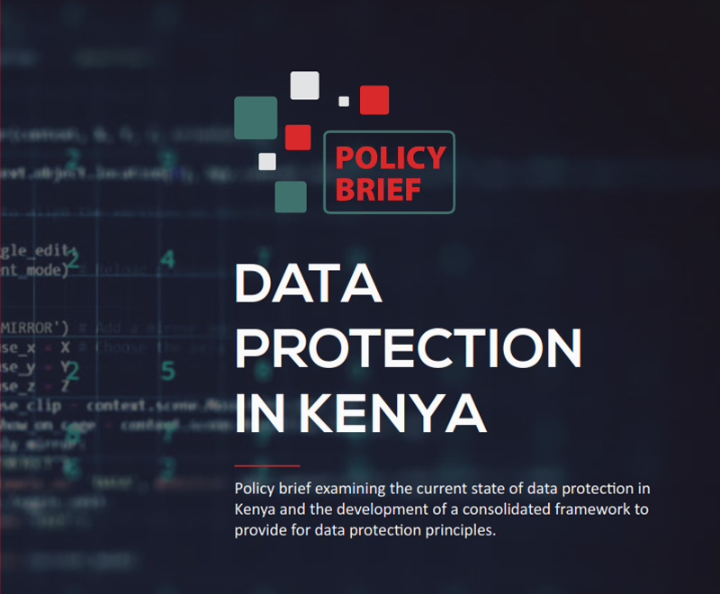 Data Protection in Kenya