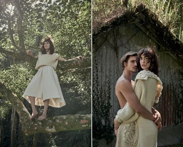 As modelagens da vez são amplas (Foto: Nicole Heiniger (SD MGMT) / Produção de moda: Paulo Martinez (SD MGMT))