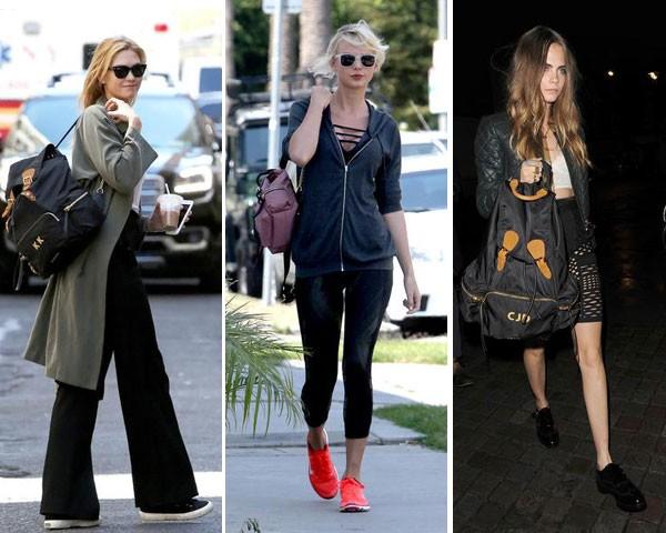 Karlie Kloss, Taylor Swift, e Cara Delevingne (Foto: Divulgação)