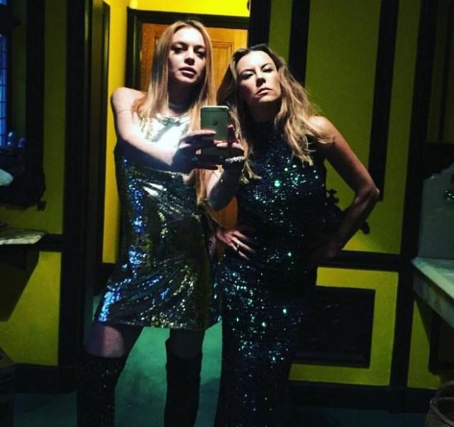 """Lindsay Lohan: """"Quem precisa de Balmain quando se tem Gucci e Ralph Lauren"""" (Foto: Reprodução/Instagram)"""