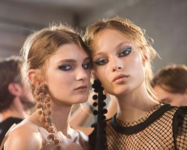 As tendências para os cabelos vindas diretamente de Milão (Foto: Imaxtree)
