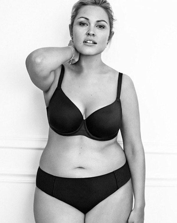 Justine Legault (Foto: Reprodução Instagram)