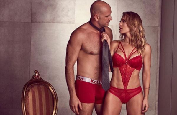 Sheila Mello e Fernando Scherer (Foto: Reprodução/Instagram)