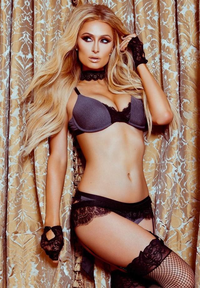Paris Hilton Lingerie (Foto: Reprodução/ Instagram)