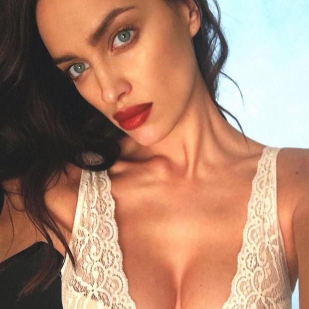 Irina Shayk (Foto: Reprodução Instagram)