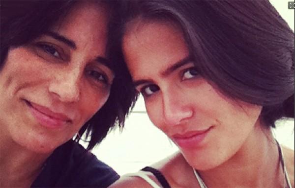 Glória Pires e Antonia Morais (Foto: Reprodução / Instagram)
