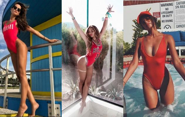 Izabel Goular, Beyoncé e Taylor Hill já adotaram a tendência (Foto: Reprodução/Instagram)