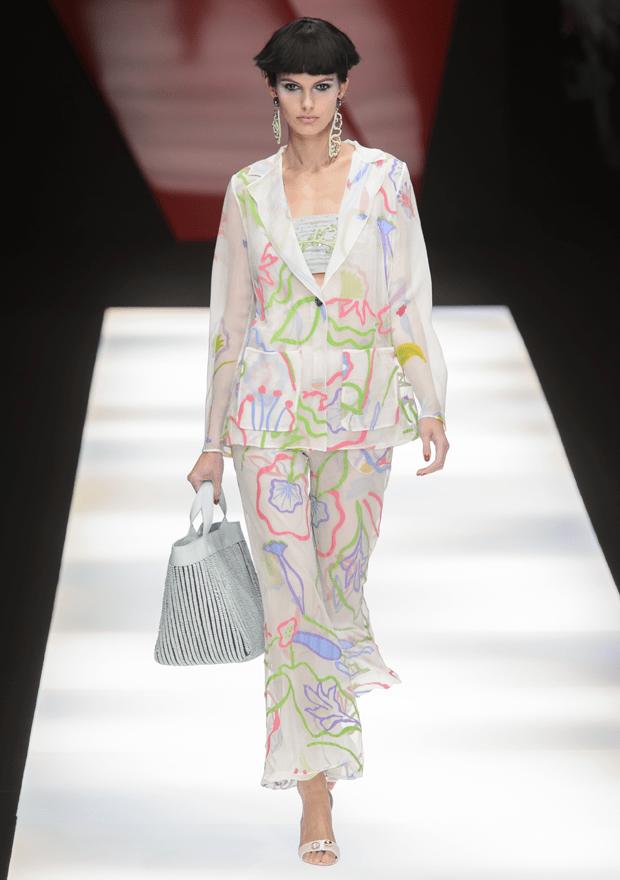 Giorgio Armani: Pijamas chiques (Foto: IMaxTree)