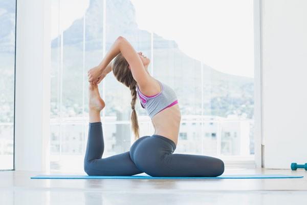 Yoga Lifestyle BR é um evento 100% voltado para a yoga que acontece em SP (Foto: Thinkstock)