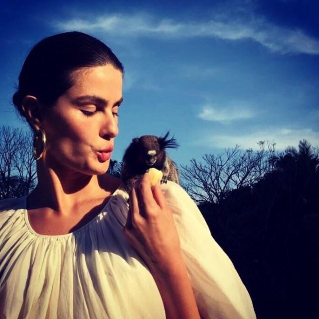 Isabeli Fontana (Foto: Reprodução Instagram)