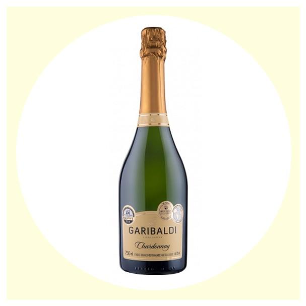 Garibaldi Chardonnay Brut (Foto: Divulgação)