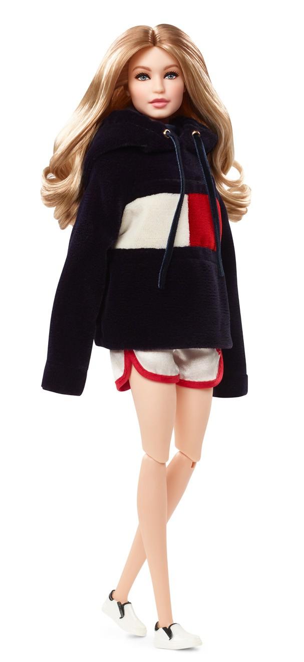 Tommy x Gigi Barbie (Foto: Divulgação)