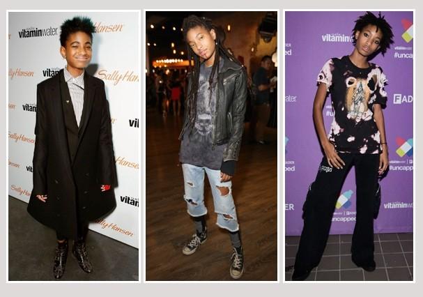 Willow curte a moda sem gênero (Foto: Getty Images)