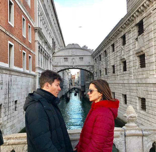 Rodrigo Faro e Vera Viel (Foto: instagram / reprodução)