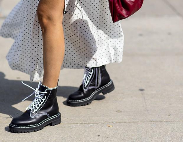 Aprenda como usar botas de cano curto com as nossas dicas (Foto: Imaxtree)
