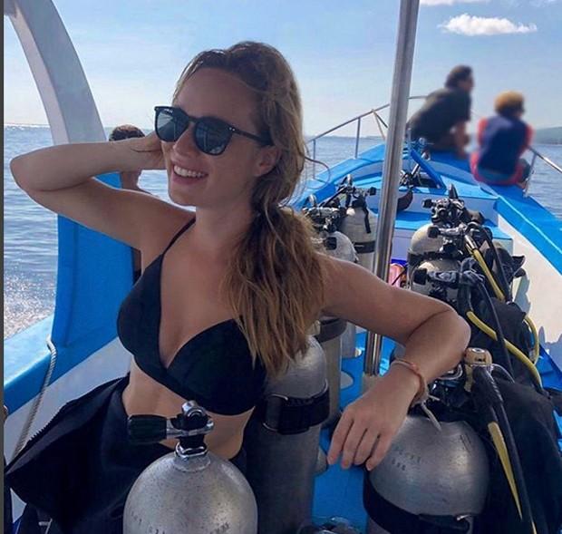 Mariana Ximenes (Foto: Reprodução / Instagram)