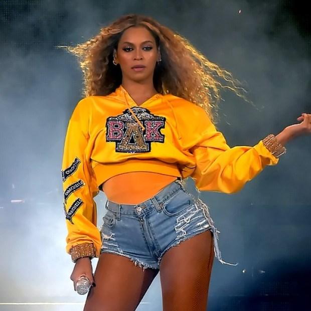 Beyonce no Coachella (Foto: Getty Images)