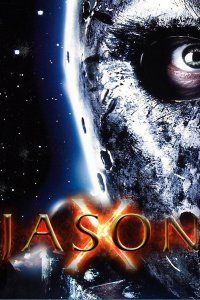 """Poster for the movie """"Jason X"""""""