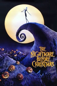 """Poster for the movie """"Nightmare Before Christmas"""""""